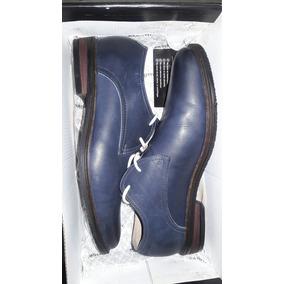 Zapatos Juan - Franco Pasotti - 100% Cuero Azul
