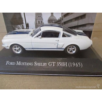 Grandes Autos Memorables Mustang Shelby