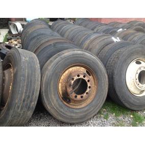 Camión Llantas Usadas 22.5 / 295, 11r/22.5