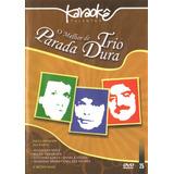 Dvd - Karaoke O Melhor De Trio Parada Dura