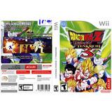 Dragon Ballz 3 Usado Escaso - Wii Game Sport Chile