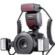 Flash Macro Yongnuo Yn24ex Twin Canon Mt24ex Odonto