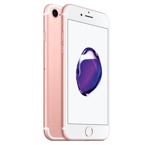 Celular Apple Iphone 7 32 Gb Rose Gold 1 Año De Gtia