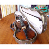 Violin Antiguo Con Su Estuche