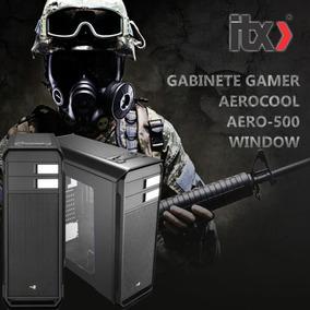 Pc Gamer I5 7400 Gtx 1050 2gb H110m 8gb Ram 1tb - Aerocool
