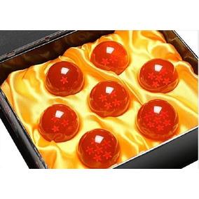 Dragon Ball Z As 7 Esferas Do Dragão 3,5 Cm Pronta Entrega