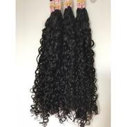 Cabelo P/ Mega Hair Caipira 100 G 75cm Ponta Cheia