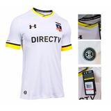 Camiseta Adulto Colo Colo 2016 Original Under Armour