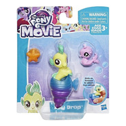 My Little Pony Baby Seapony Hippogriff - Hasbro C0719 -