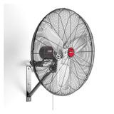 Ventilador Aire De Pared 24 Inches Oscilatorio 6,500 Cfm