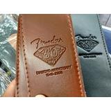 Fender Correa Tipo Cuero Strap 60th Anniversary!