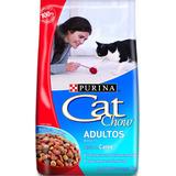 Cat Chow X 15 Kg + 18 Kg De Piedras Sanitarias Quilmes !!