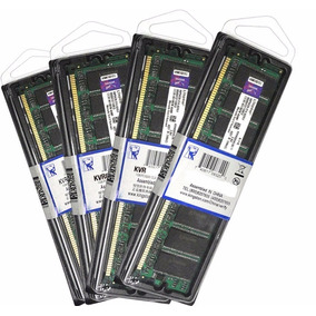 Memória Kingston 2gb Ddr2 667mhz Pc2-5300 - Desktop Pc Intel