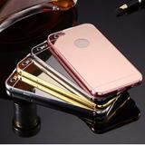 Case Bumper Aluminio Espejo Para Iphone 6/6s+ Plus