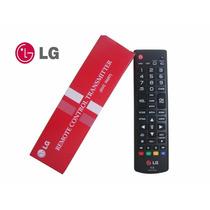 Controle Remoto Lg Akb73715682 Original