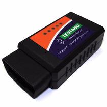 Scanner Diagnostico Carro Obd2 Bluetooth V2.1 Verificado