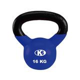 Pesa Rusa Kettlebell Crossfit Ejercicios 16kg K6