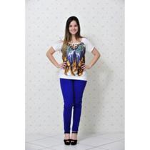 Jeans Slim Fit- Lec Lee -azul Rey