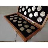 Monedas De Coleccion - Ultima Caja Con 26 Monedas- Nuevo