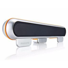Parlante Portatil Philips Spa5210 Soundbar Notebook Pc Usb