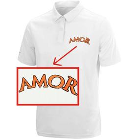 Camiseta Polo Bordada Personalizada Seu Logo Empresa Luxo