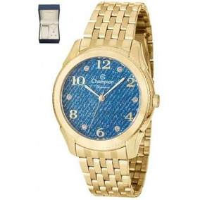 466f8db55fc Brinco Colar Azul - Relógios De Pulso no Mercado Livre Brasil