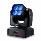 Cabezal Movil E-lighting Zoom-x415 4 Leds X 15w Rgbw Dmx Nvo
