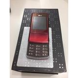 Lg Kf510 - Desbloqueado, 3mp, Fm, Bluetooth - Usado