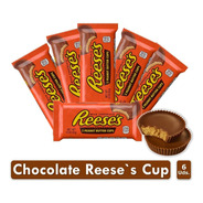 Chocolatina Hershey´s Reeses Copa X 6 Unidades