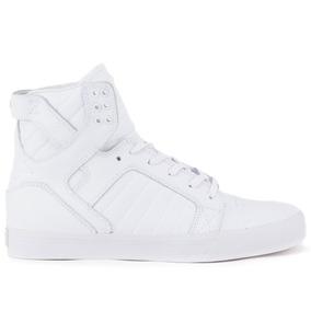 Tênis Supra Skytop Classic White White S18275