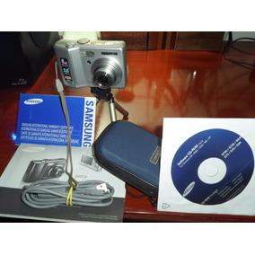 Maquina Digital Fotográfica Samsung 6.0 - S630