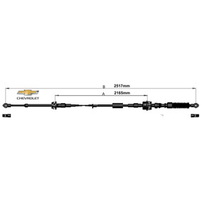 Chicote Selector De Velocidades Blazer 4x4 98 Aut
