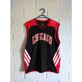 Camiseta Reversible Chicago Bulls (nba), adidas