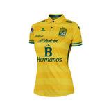 Jersey Pirma Futbol Club León Tercero 15/16 Mujer