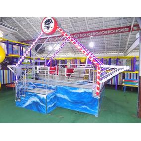 Brinquedos Para Buffet Infantil - Barco Viking