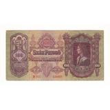 1930 Hermoso Billete De 90 Años Hungria 100 Szaz Pengo