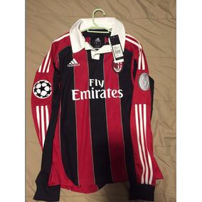 ropa AC Milan manga larga