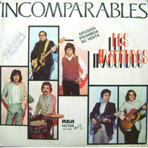 Los Iracundos-incomparables-vinilo Lp-excelente-coleccionist