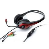Headset Com Microfone Controle Volume Sv5341