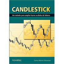 Candlestick Livro Carlos Alberto Debastiani Investimento