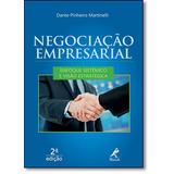 Livro - Negociao Empresarial: Enfoque Sistmico E Viso Estrat