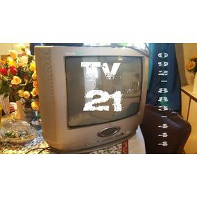 Televisor Lg Cinemaster 21 Pulgadas !!!!oferta!!!!