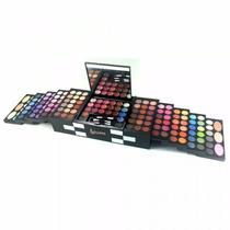 Maleta Maquiagem 3d Jasmyne 105 Batons Sombra Blush Completa