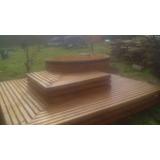Deck,terrazas,quinchos,tinas Aguas Cailentes