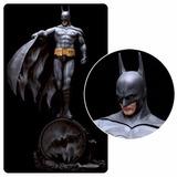 Estatuilla De Batman Por Luis Royo Dc Nueva Edicion Limitada