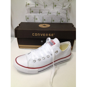 Zapatos Converse Blancos Talla 38 Made In Vietnam