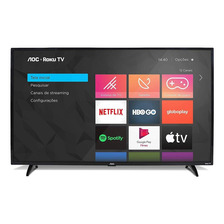 Smart Tv Aoc 43s5195/78g Led Full Hd 43