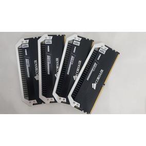 Memoria Ram Corsair Dominator Platinum Ddr4 3200 Mhz 32gb