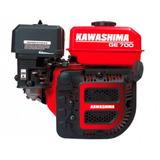 Motor Estacionário 4t 7hp 212cc À Gasolina-kawashima-ge-700