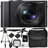 Cámara Digital Panasonic Lumix Dmc-lx10 Kit De 12 Piezas -